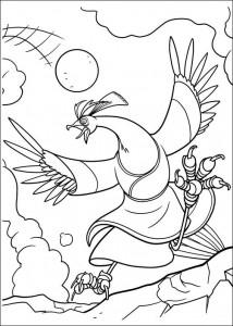 målarbok Kung Fu Panda 2 (7)