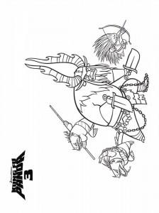 Malvorlage Kung Fu Panda 3 (1)