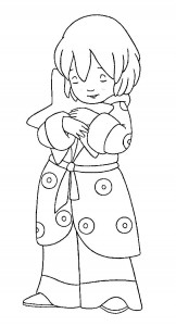 coloring page lauras star (1)