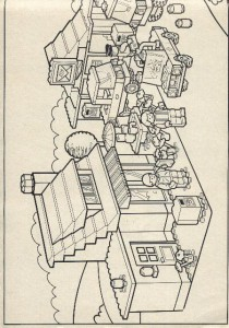coloring page Lego (1)