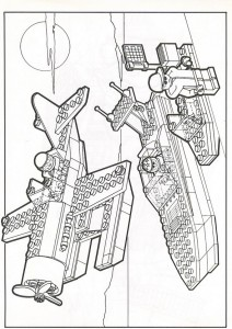 coloring page Lego (10)