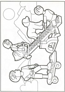 coloring page Lego (13)