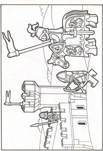 pagina da colorare Lego (14)