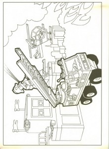 coloring page Lego (20)