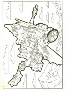 coloring page Lego (23)