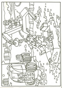 coloring page Lego (34)