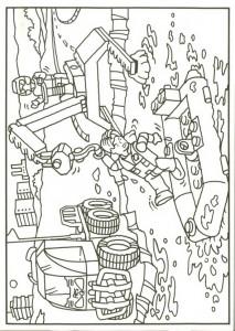 pagina da colorare Lego (34)