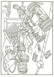 coloring page Lego (35)
