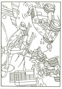 coloring page Lego (37)