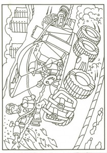 coloring page Lego (40)