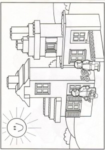 coloring page Lego (7)