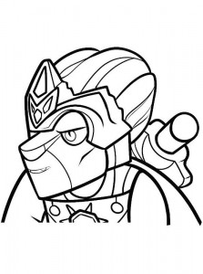 coloring page lego-chima Lennox