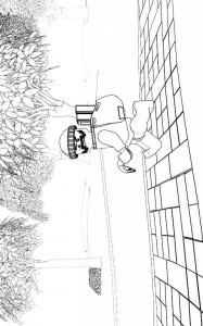 målarbok Lego City (19)