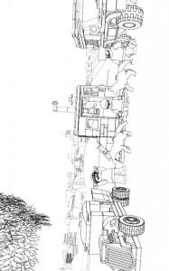 målarbok Lego City (23)