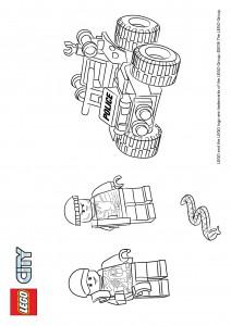 målarbok Lego City (31)