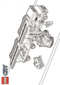 målarbok Lego City (8)