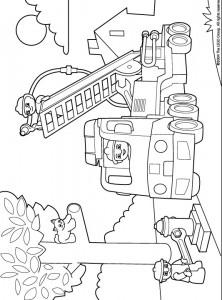 coloring page Lego Duplo (9)