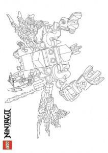 coloring page Lego Ninjago (13)