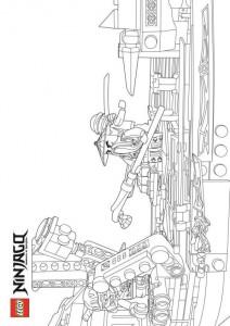 målarbok Lego Ninjago (16)