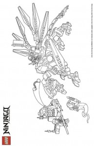 coloring page Lego Ninjago (19)