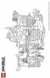 coloring page Lego Ninjago (20)