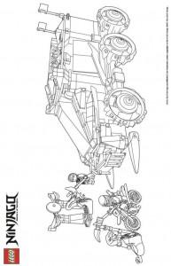 coloring page Lego Ninjago (21)