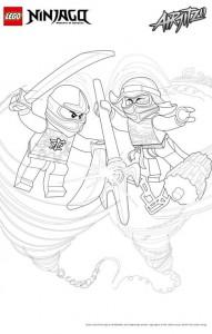 coloring page Lego Ninjago (24)