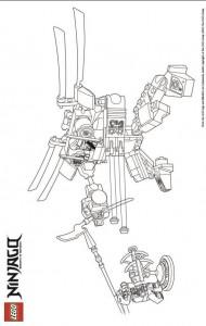 coloring page Lego Ninjago (26)