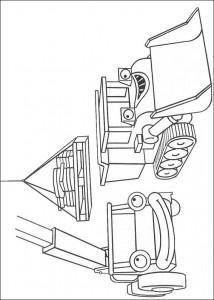 coloring page Liftie and Scoop