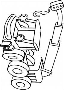 coloring page Liftie