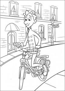 coloring page Linguini (3)