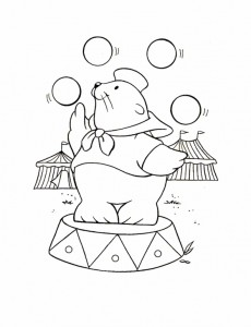 coloring page Little People (11)