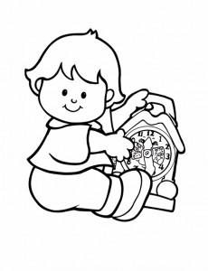 fargelegging Little People