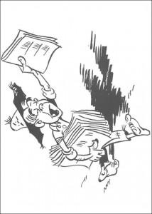 målarbok Lucky Luke (27)