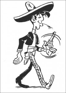 coloring page Lucky Luke (29)