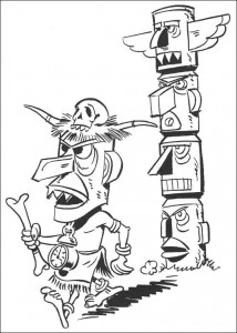 coloring page Lucky Luke (30)