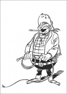 coloring page Lucky Luke (34)
