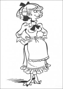 coloring page Lucky Luke (37)