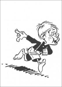 målarbok Lucky Luke (41)