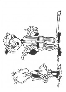 coloring page Lucky Luke (42)