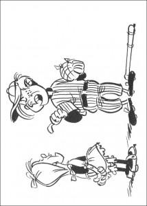 Malvorlage Lucky Luke (42)