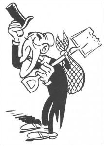 målarbok Lucky Luke (53)