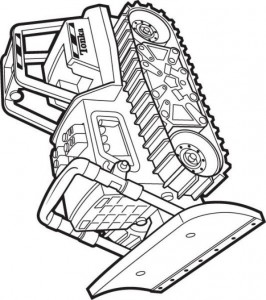 coloring page Machines (1)