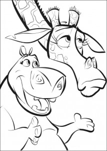 coloring page Madagascar 2 (22)