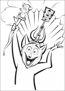 coloring page Madagascar 2 (28)