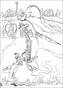 coloring page Madagascar 2 (29)