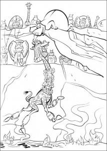 målarbok Madagaskar 2 (29)
