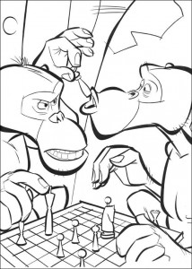 coloring page Madagascar 2 (43)
