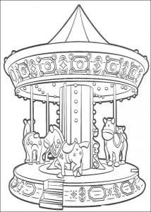 målarbok Magic Roundabout (18)