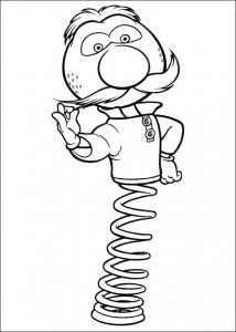 coloring page Magic Roundabout (3)